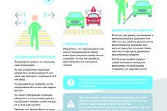 пешеходы-постер